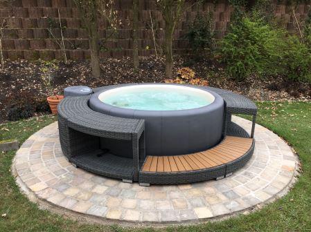 softub-spa-jardin-extérieur