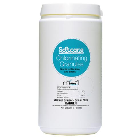 Softub Chlor 5 lbs