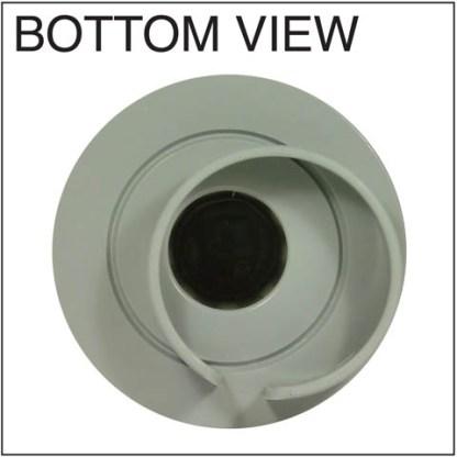 Softub Filter 5015 for June, 2009 Softub Or Older (PN 2005400) Bottom View