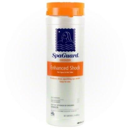 Spaguard Enhanced Shock Oxidizer