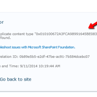 SharePoint Content Type Issues and Fixes