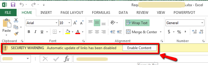 Linked Excel Files and SharePoint - Softvative Softvative