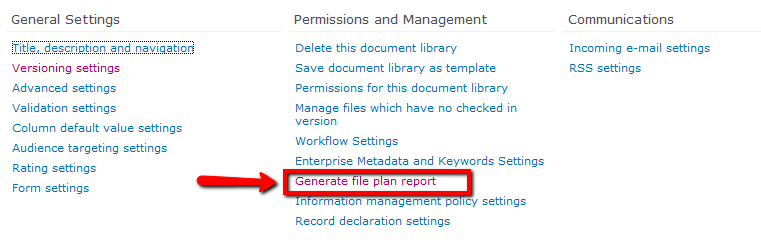 Four ways to Get Report of SharePoint Folders and Files for