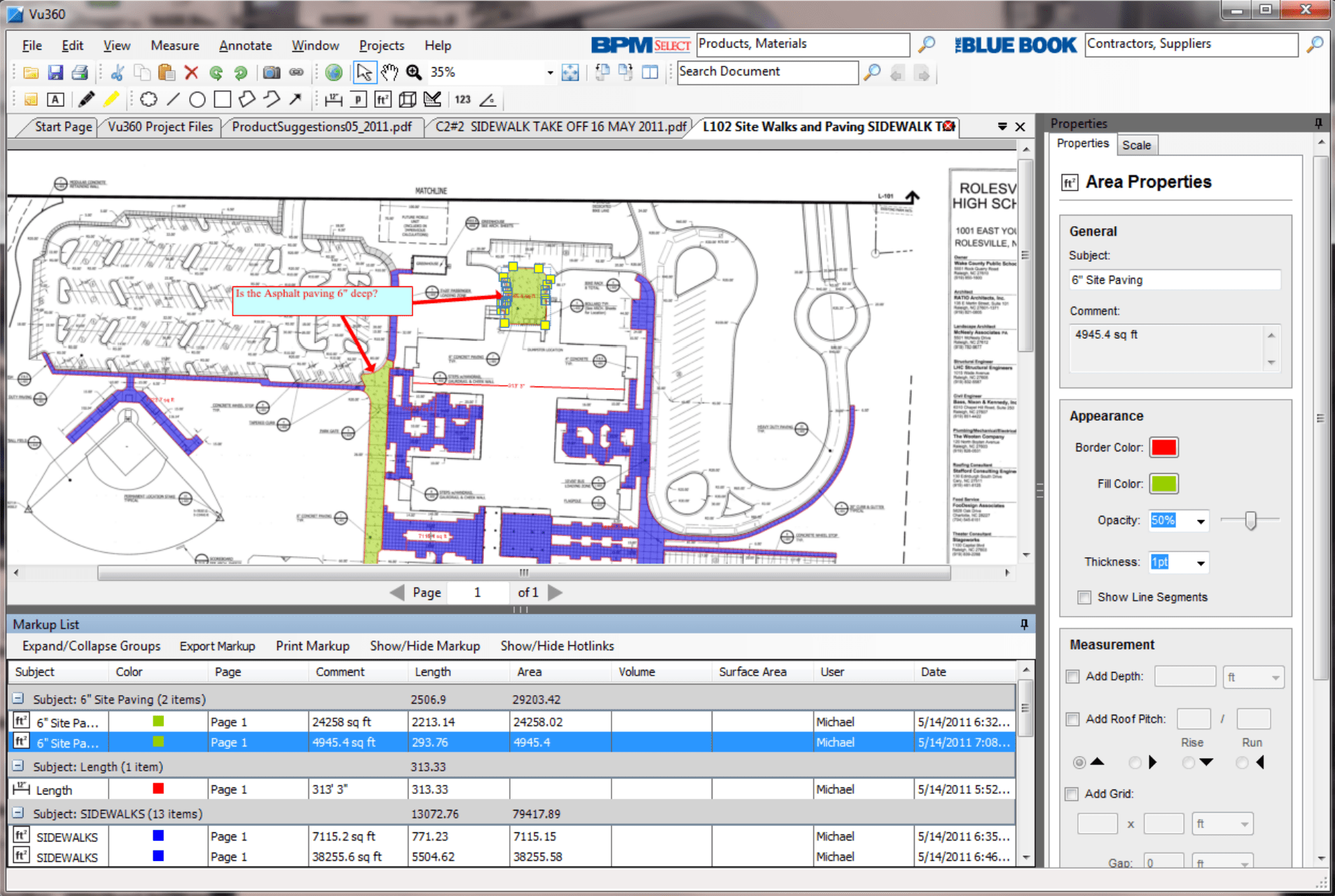 5 Free Construction Estimating & Takeoff Products Perfect for SMBs