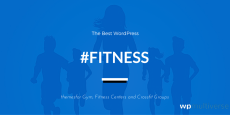Best Fitness WordPress Themes 2019