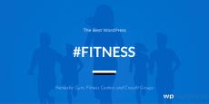 Best Fitness WordPress Themes 2019