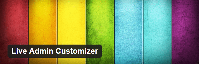 Live Admin Customizer