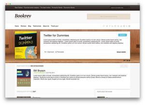 bookrev-book-review-theme