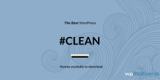 Best Clean WordPress Themes 2019