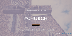 Best Free Church WordPress Themes 2019