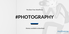 Best Free WordPress Photography Themes 2019