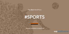 Best Sports WordPress Themes 2019