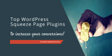 Best WordPress Squeeze Page Creator Plugins 2019
