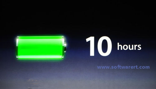 10 tips to save iPad battery