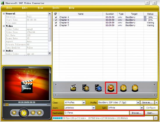 convert wmv to 3gp video for mobile phones