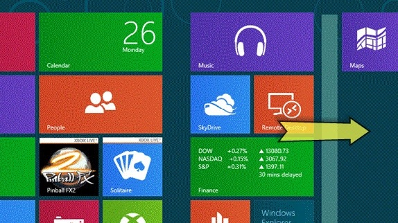 Create App Groups on Windows 8 PC