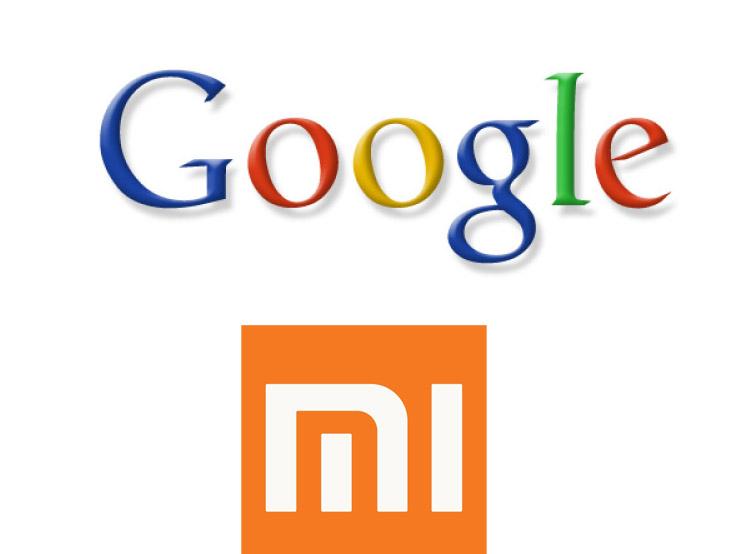 google xiaomi China