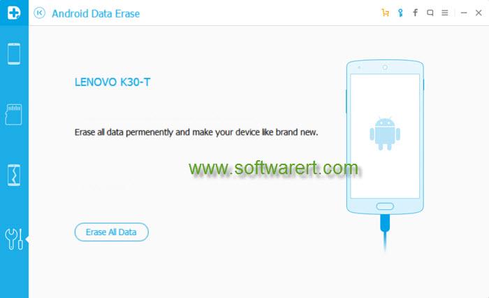 android data erase drphone