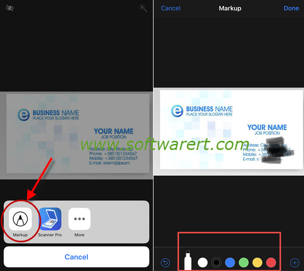 How To Blur, Pixelate Or Black Out Images On IPhone
