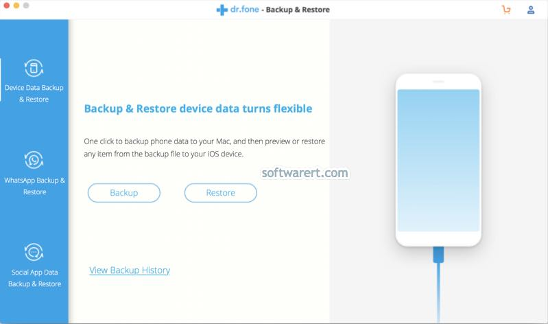 iphone data backup restore Mac dcfon