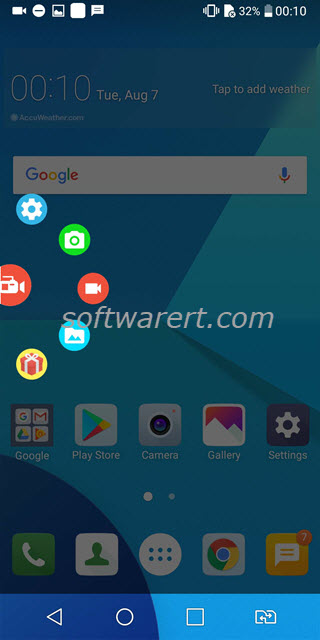 How to record screen of your Lenovo phone?