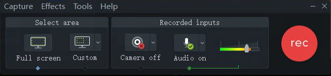 camtasia recorder for windows