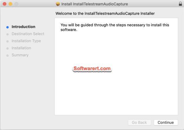 Install ScreenFlow audio driver on Mac