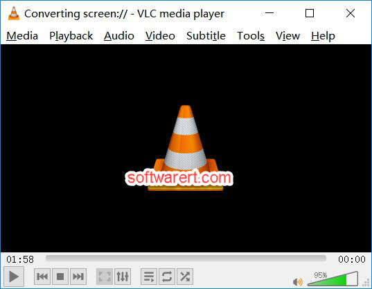 vlc media player windows screenshots