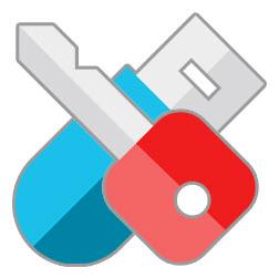 usb secure logo