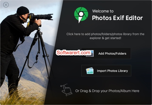 Mac photos exif editor systweak