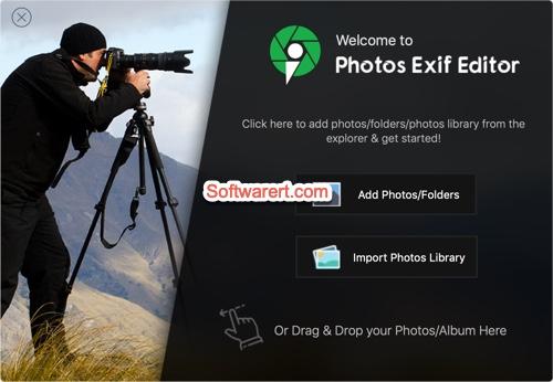 Mac photos exif editor systweak