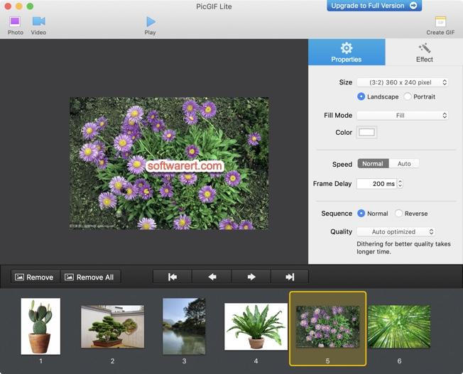 PicGIF Lite for Mac