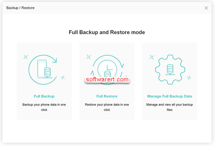 apower phone manager for windows full backup and restore