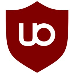 uBlock Origin browser extension