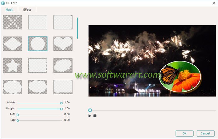 How to overlay photos and videos & create picture-in-picture videos