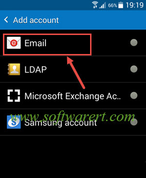 add email account on samsung galaxy grand prime