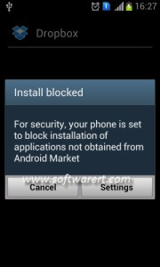 How to install Apps from unknown sources on Android phones?
