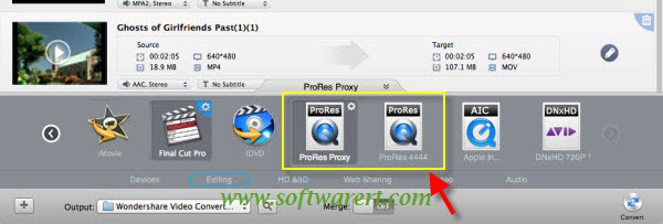 Convert VOB Videos to ProRes for FCP editing