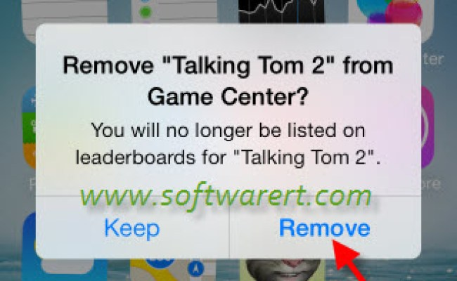 How To Delete Games From Iphone Game Center