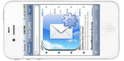 iphone email tips and tricks