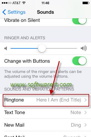 How To Change Iphone Ringtone