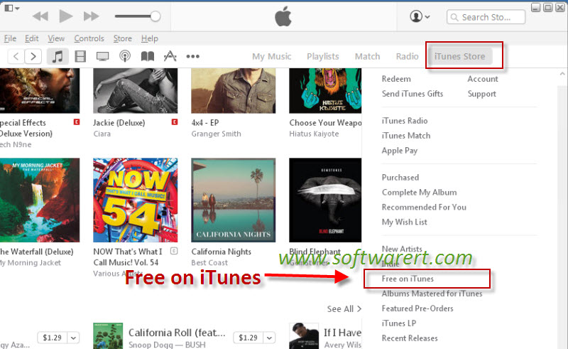 how to download itunes free