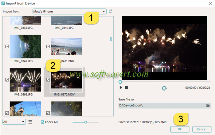 How to rotate video using filmora import media from device to filmora ccuart Choice Image