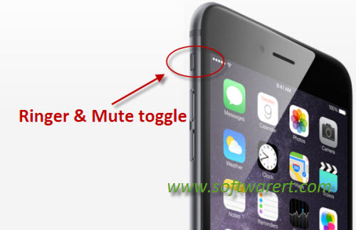 iPhone Not Ringing? Try this Ringer & Mute Switch