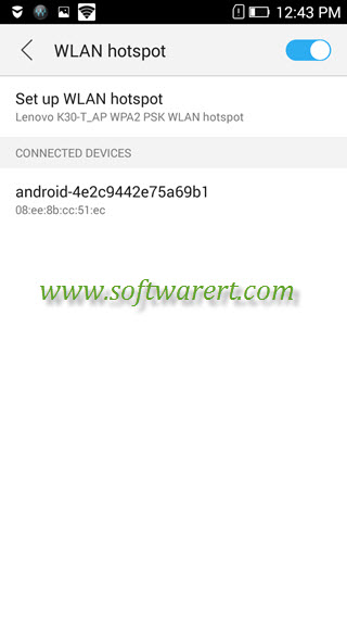 lenovo phone wifi hotspot