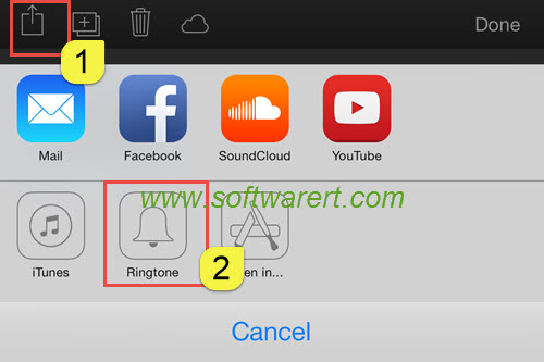 make ringtone on iphone for free using garageband