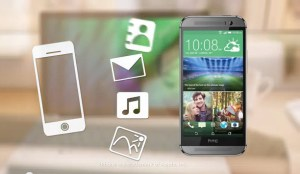 HTC Sync and Transfer