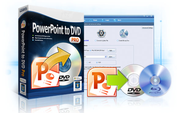 convert powerpoint to dvd video blu-ray