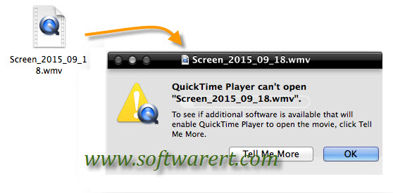 How to Play WMV on Mac OS X?