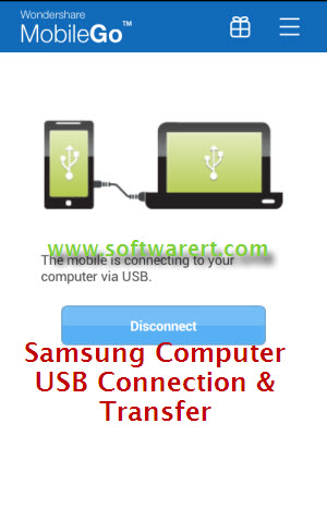 How to Connect Samsung cellphones to Computer?